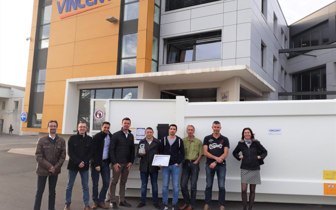 Innovation IoT : RFIT et le Groupe Vincent remportent un Global Award !